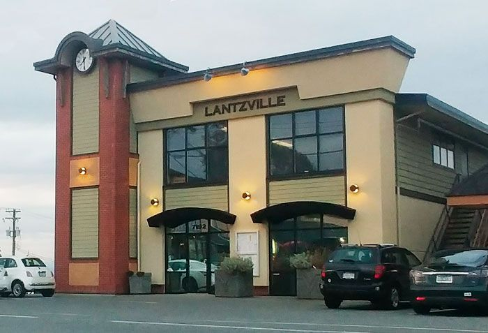Lantzville City Hall