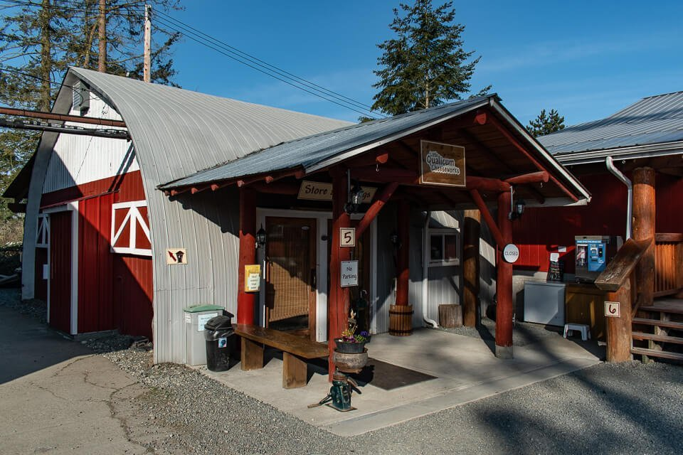 Store at Morningstar Farm | Little Qualicum Cheeseworks